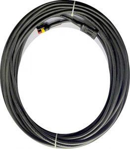 Transformator Kabel für Gardena Sileno Smart Life Mähroboter – Niederspannung – für Modelle: 750, 1000, 1250 [Ersatzteile für Ladestation Nur Passend für Modelle ab 2019] (30 meter)