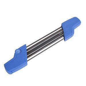 MA87 Kettensägen-Kettenschärfer Easy File 2 In 1 Kettensägen-Kettenschärfgerät 5 / 32P 4.8 mm Kettenschleifwerkzeug