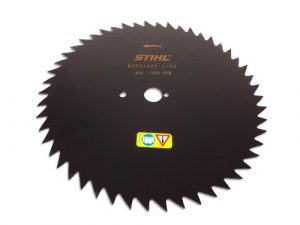 Stihl Kreissägeblatt Spitzzahn 250 mm 20 mm 50 Zahn 4104 713 4200