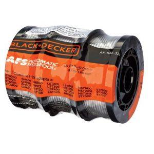 BLACK & DECKER – Grass Hog Trimmer Line & Spool.065-In. x 30-Ft, 3-Pk.
