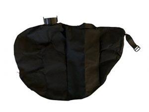 Fangsack passend für GARDOL ELEKTRO LAUBSAUGER GLSBV 2500 oder GLS 250. Auffangsack für Laub Bläser Sauger