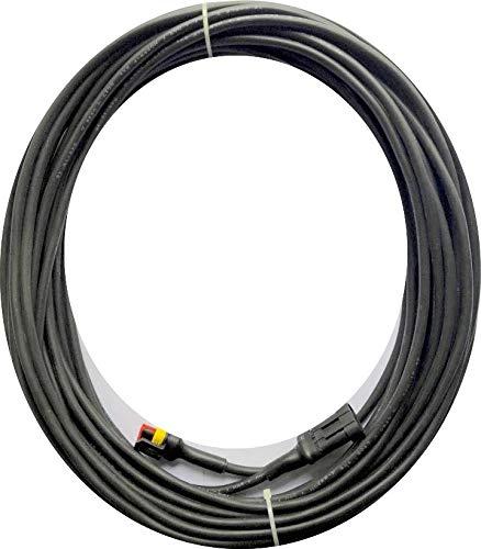 Transformator Kabel für Gardena Mähroboter - Niederspannung für Modelle: R38Li R40Li R45Li R50Li R70Li R75Li R80Li [Ersatzteile für Ladestation Nur Passend für Modelle ab 2016 2017 2018] - (10 meter)