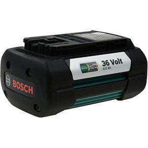 Bosch Akku für Rasenmäher Rotak 34 Original, 36V, Li-Ion