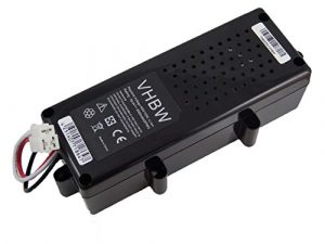vhbw Akku passend für Bosch Indego 1000, 10C, 1100 Connect, 1200 Connect, 1300, 13C, 1999, 3600, 800, 850 Mähroboter – (Li-Ion, 3000mAh, 32.4V)