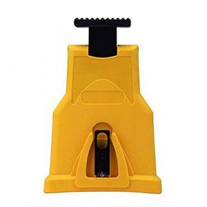 Kafen Schleifgerät für Kettensäge PowerSharp Befestigung auf Stange, Werkzeug für Kettenschärfer für Kettensäge