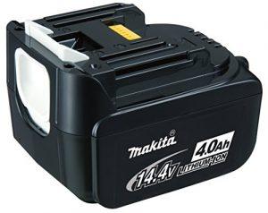 Makita 196388-5 BL1440 Akku-BL1440 Li 14,4V 4.0Ah, 14.4 V, Schwarz