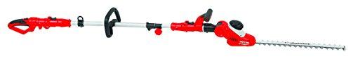 Grizzly EKHS 600-51 2IN1 Kombi große Elektro Kombi Heckenschere, 45cm Schnittlänge, 600 Watt (600-51)