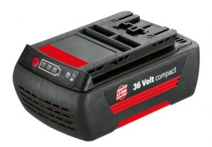 Bosch Professional Zubehör 2 607 336 002 36-V-Einschubakkupack HD, 1.3 Ah, Li Ion
